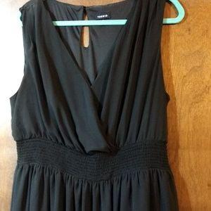 Torrid suplice high low dress